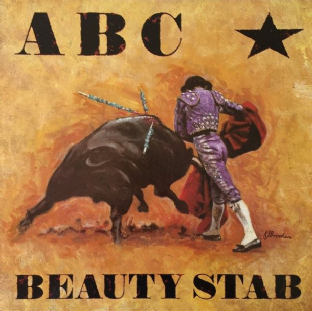 ABC ‎- Beauty Stab (LP) (EX-/EX-)